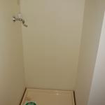 エクセ咲305洗濯機置場